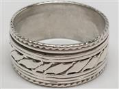 GENT'S FASHION SILVER RING